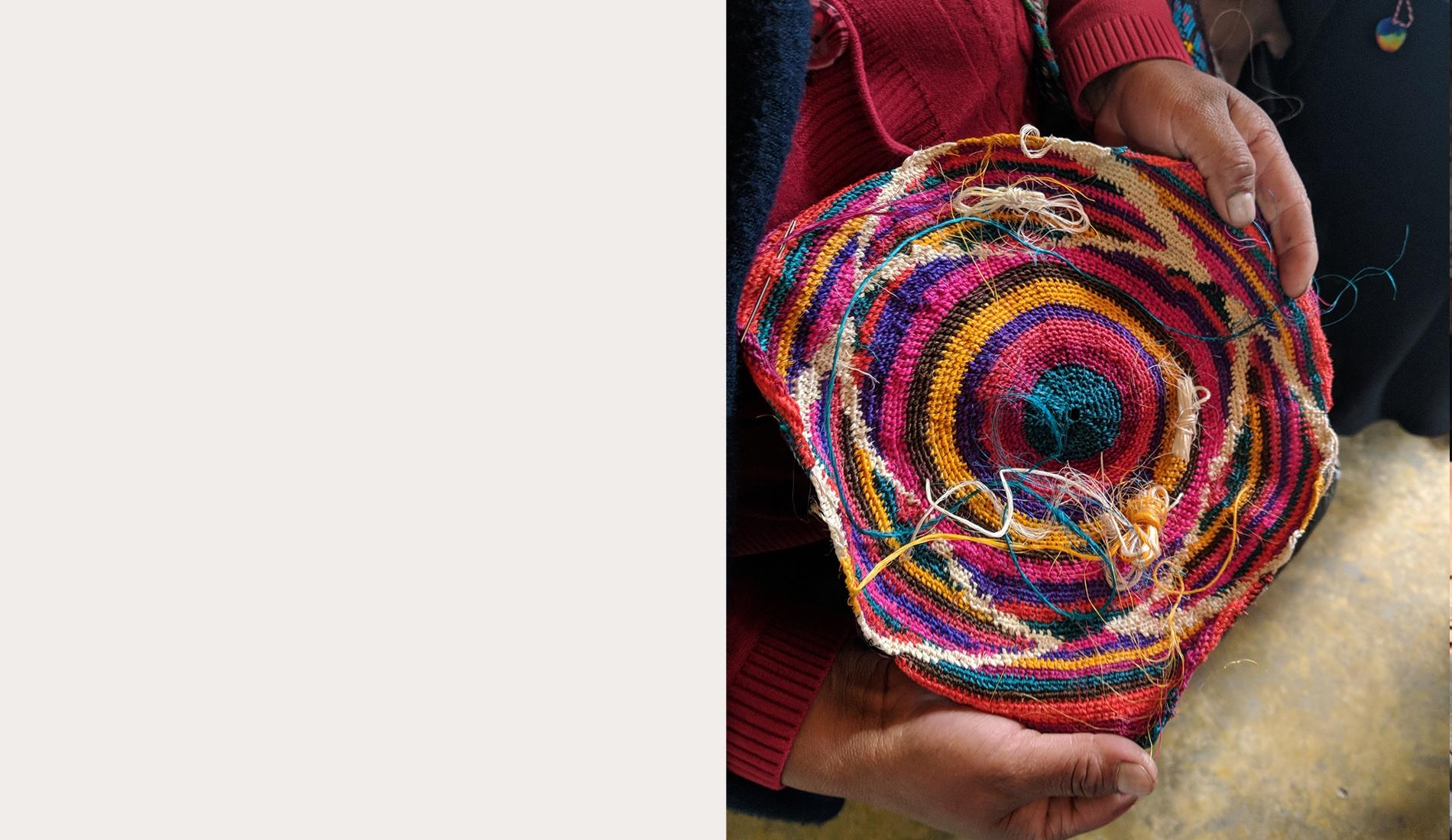 Ecuador Craft Artisan Fashion