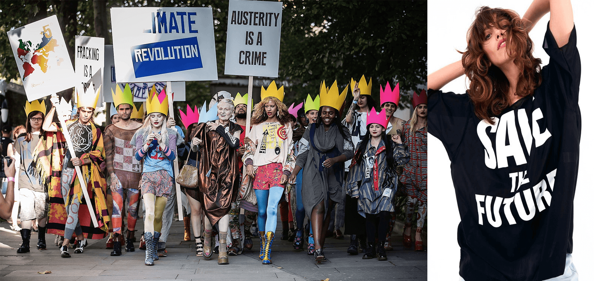 The Fashion Industry S Impact On Climate Change Pollution And The Environment Common Objective